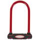 Masterlock 8195 Bügelschloss 13 mm x 210 mm x 110 mm rot